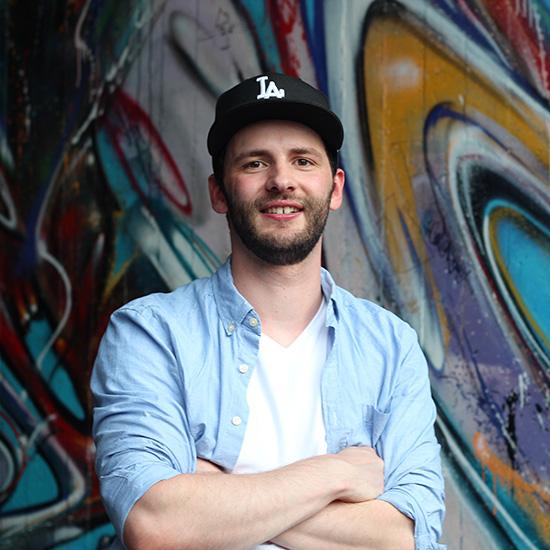 Simon Lesch - Webdesigner and Frontend Developer
